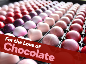The Hot List For the Love of Chocolate