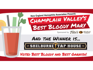 Award-Winning Bloody Marys from Shelburne Tap House