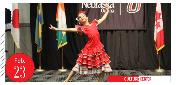 girl dancing at CultureFest 2020
