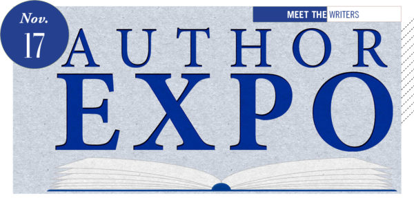 Author Expo at SAC poster