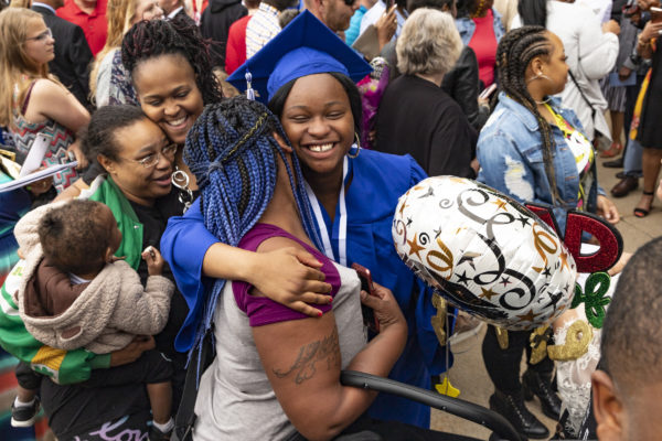 Boys Town Big Give Graduation 2019
