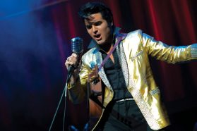 Elvis Lives! at the Orpheum.