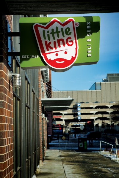 Little King's location in Downtown Omaha at 508 S. 12th St.