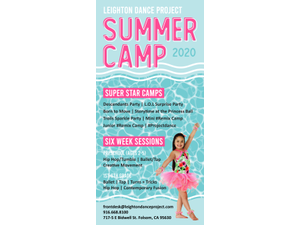 Leighton Dance Project Summer Camp 2020