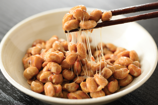 Natto Soybean Bone Health