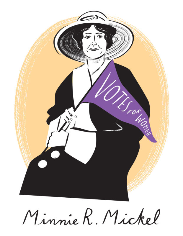 Her Legacy: GGRWHC Launches Area-Wide , Year-Long Celebration of Local Suffrage