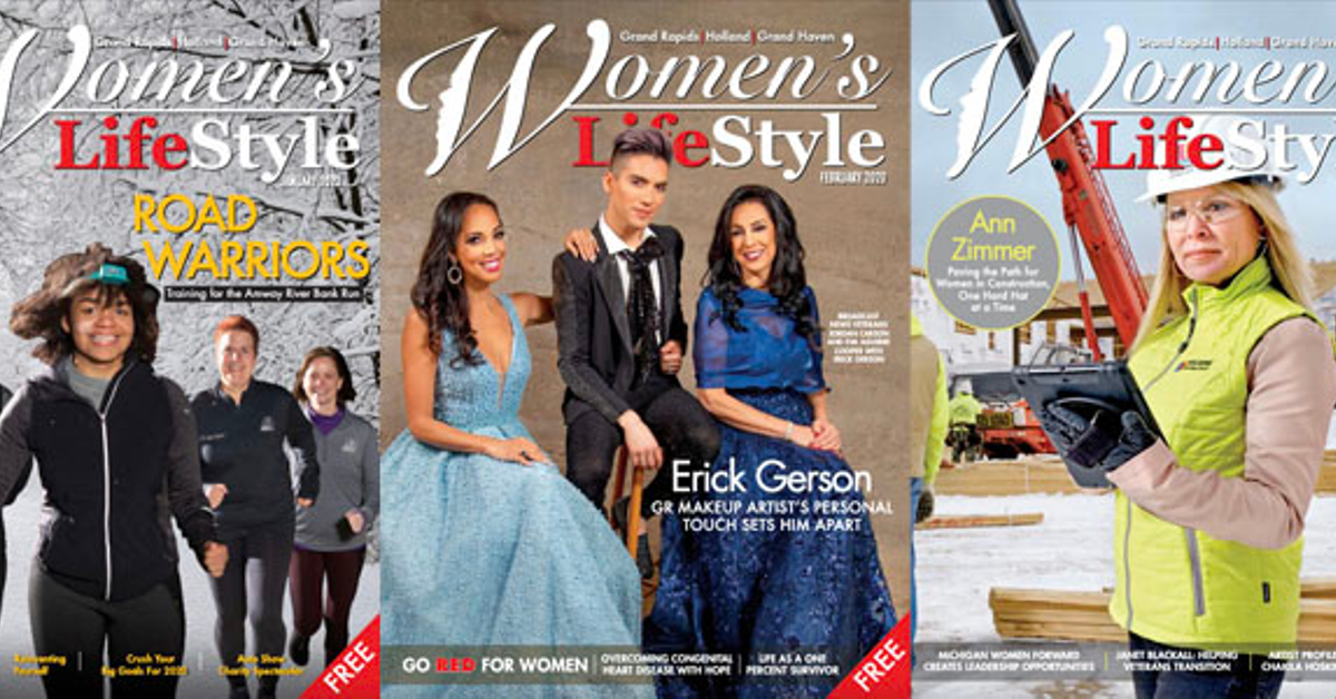 Women's LifeStyle Magazine