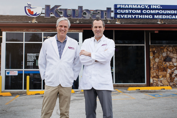 Mike and Matt Kubat of Kubat Pharmacy