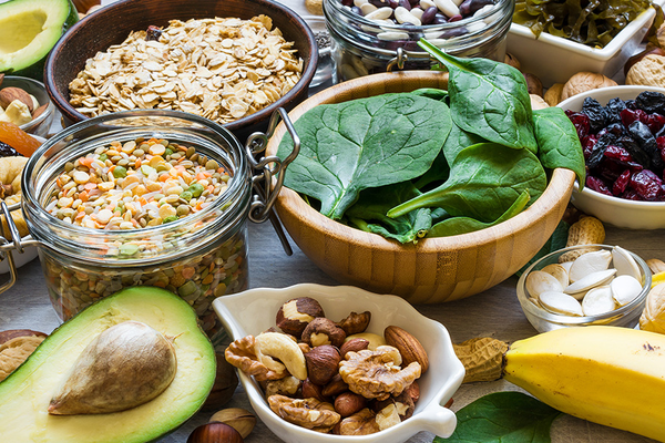 Natural Antiviral Foods