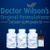 Doctor Wilson's Original Formulations