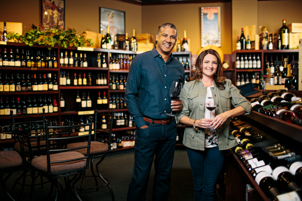 Hasan & Michelle Hyder, Omaha Wine Company