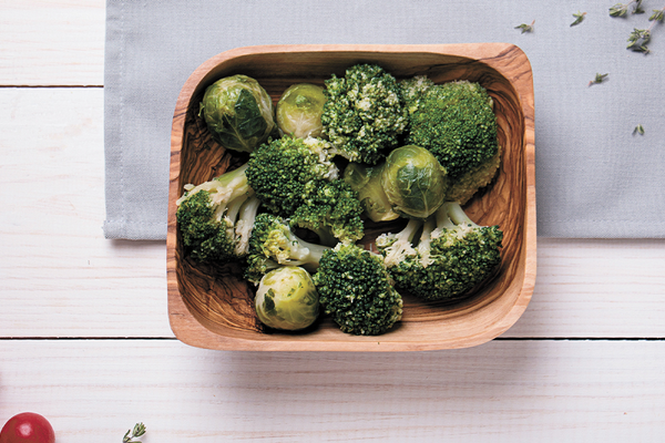 Broccoli Brussels Sprouts Cruciferous Vegetables