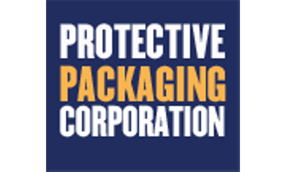 Protective packaging logo