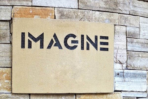 Share International Imagine