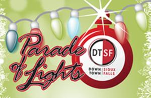 Medium parade of lights logo