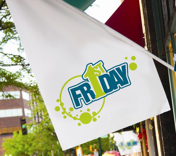 First friday logo 2