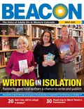 Cover of May 2021 issue of BEACON Senior News
