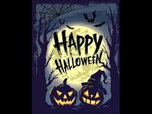 Halloween 4-Club Scramble - start Oct 21 2021 1100AM
