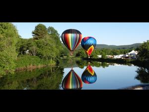 Quechee Hot Air Balloon Music  Craft Festival - start Sep 03 2021 1000AM