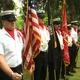 The Tewksbury Fire Department Honor Guard.