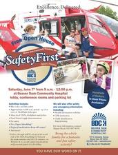 Medium safety first inspire 2014