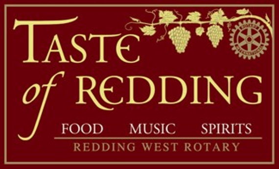 Taste of redding logo