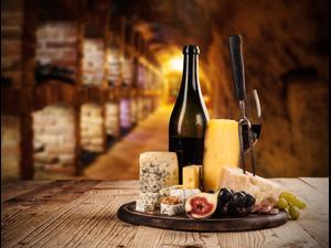 Wine Wit  Wisdom  Wine  Cheese Tasting - start Oct 07 2021 0300PM
