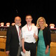8th Grade Winner: Scott Mazzapica with Dr. O'Connor & Kristen Vogel