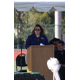 MBUSD School Board President Karen Komatinsky feted the class' accomplishments.
