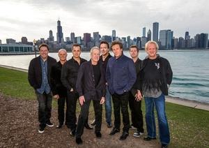 Medium chicago skyline