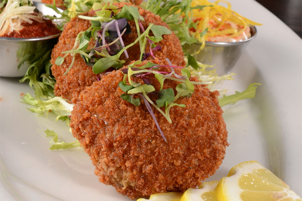 Fried Risotto Balls – Photography by Dante Fontana © Style Media Group