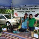 Pleasant Valley Gardens is one of the vendors taking part in the weekly Farmers Market on Livingston Street.