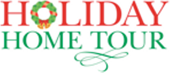 Holiday home tour logo