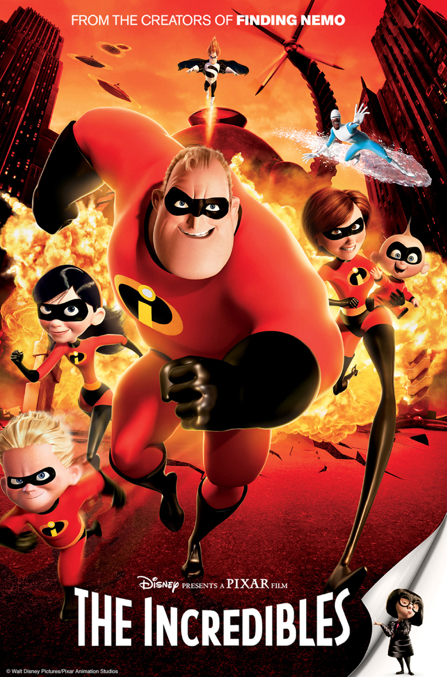 Incredibles movie
