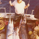 Kenny with 3 swordfish he caught off Dana Point with Rick Duesberg.