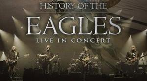 Medium history of the eagles tour poster