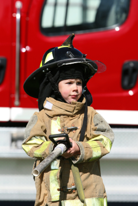 Juniorfirefighter