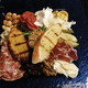 An appetizer plate at Savor, which is located in the Niagara Falls Culinary Institute
