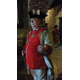 Bob Emerson, executive director at Old Fort Niagara, shares the history of the fort during a talk in the French Castle.
