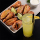 Tequila Citrus Wings and Passionchello Fizz – Photography by Dante Fontana © Style Media Group